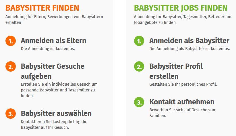 Hallo Babysitter