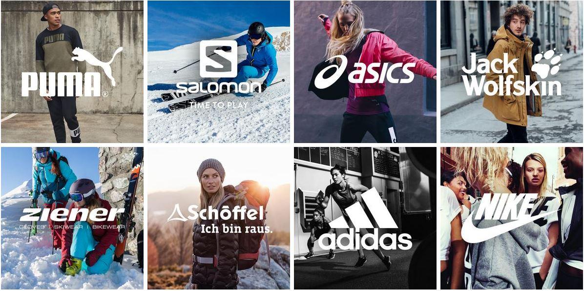 Sportscheck Marken