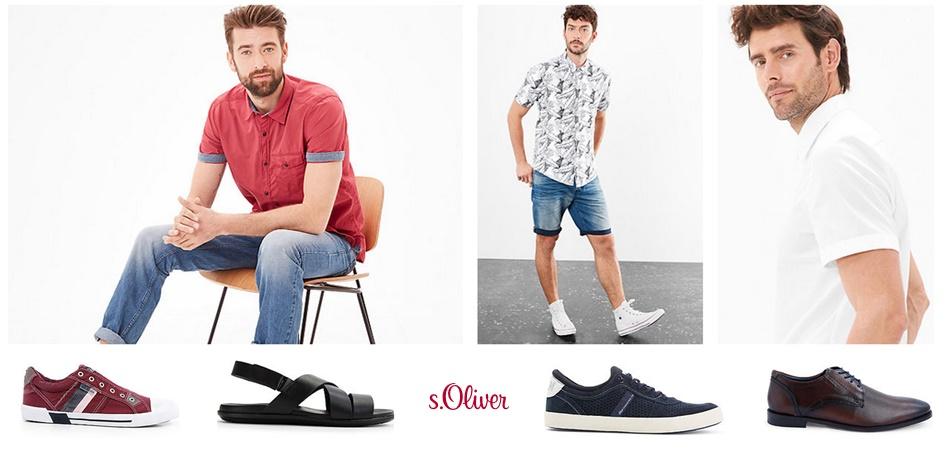 s.Oliver men