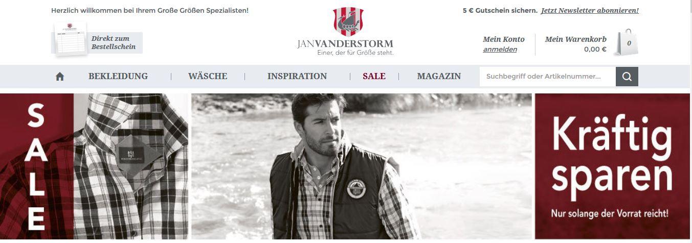 Jan Vanderstorm Sale
