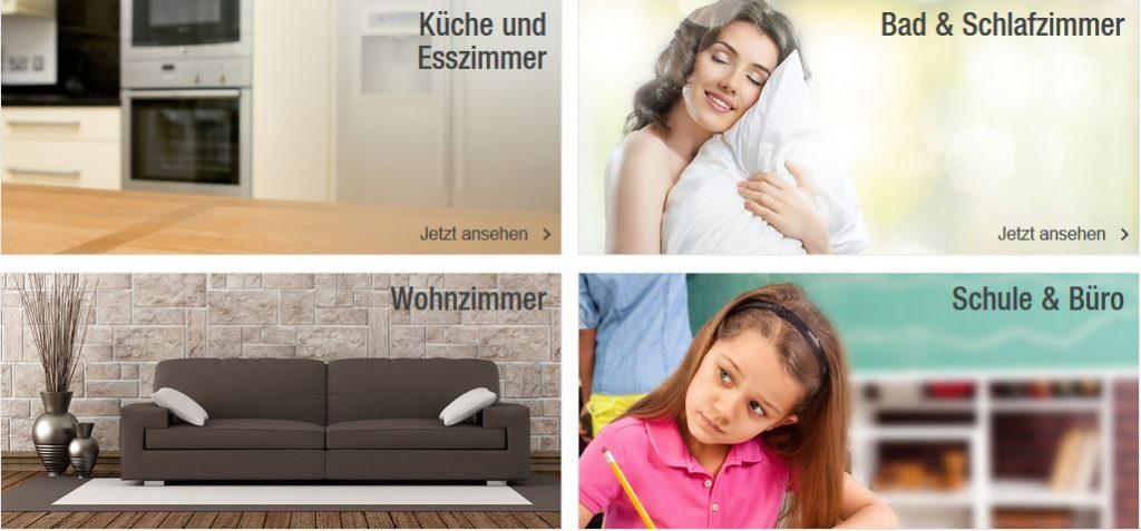 Galeria Kaufhof Wohnen