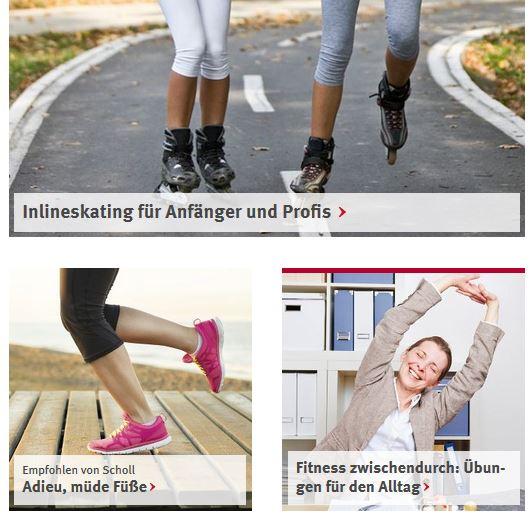 Rossmann Gesundheit & Fitness Ratgeber