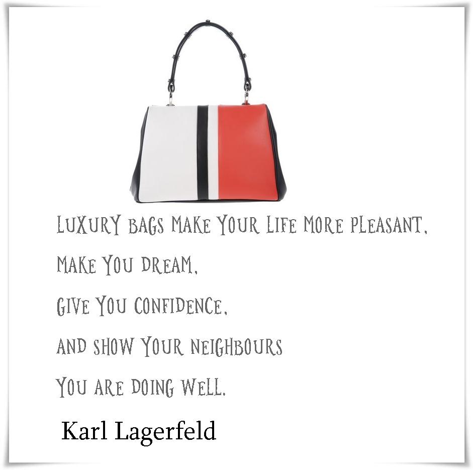 Handtaschen: karl lagerfeld