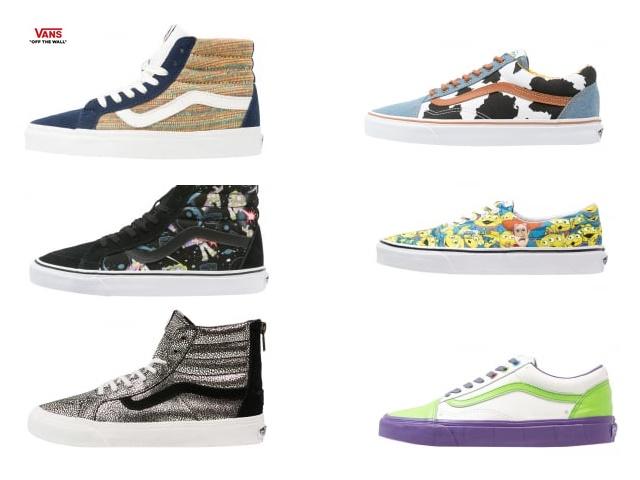 Vans Schuhe – Größen