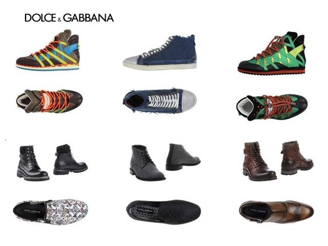 Dolce & Gabbana Herrenschuhe