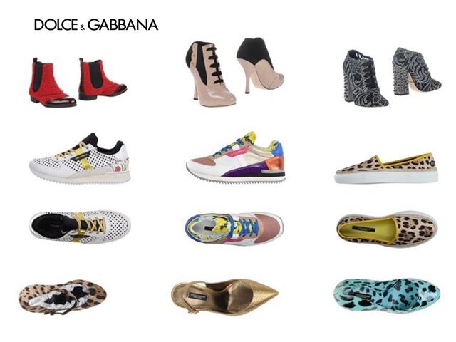Dolce & Gabbana Damenschuhe