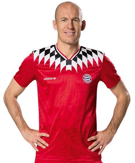 FC Bayern München Trikot neu