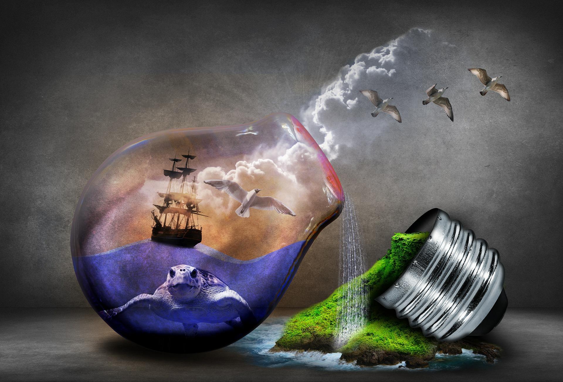 Umweltschutz Upcycling