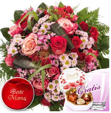 Premium Blumenstrauss zum Muttertag