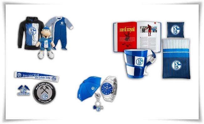 fc Schalke 04 geschenkideen