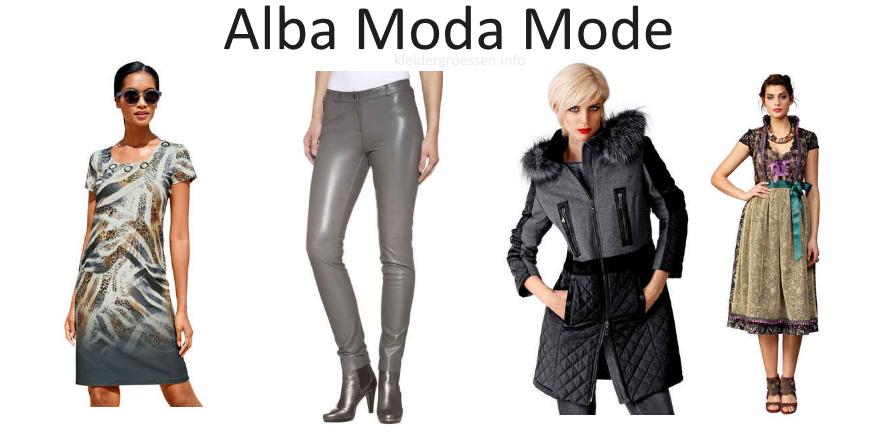 alba moda mode