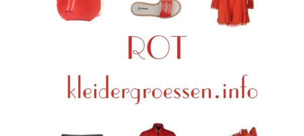 rote Farb Ratgeber