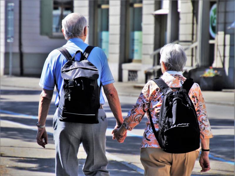 senioren rente