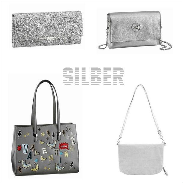 silber bags