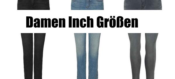 best service another chance quite nice Inch Damen Jeans | Grössen Ratgeber