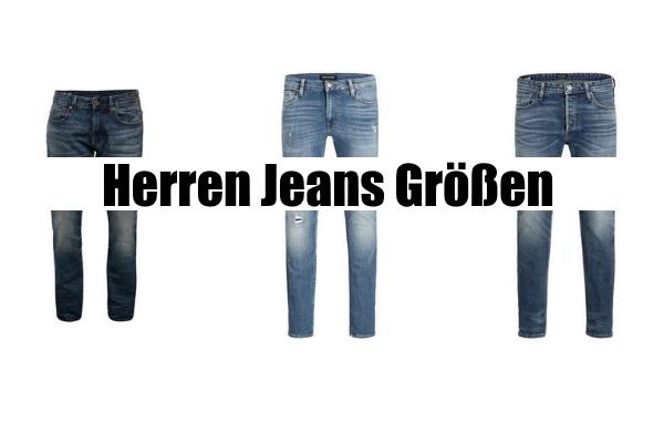 herren jeans größen ratgeber