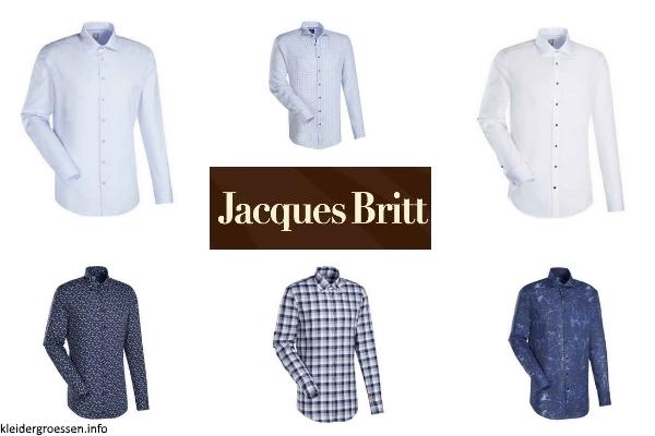 jaques britt hemd