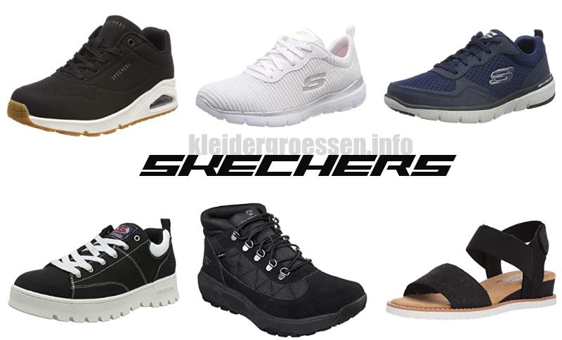 Skechers Schuhe – Grössen Ratgeber