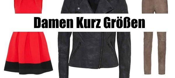 Freiraum suchen Fabrik Website für Rabatt Damen Kurzgrösse | Grössen Ratgeber