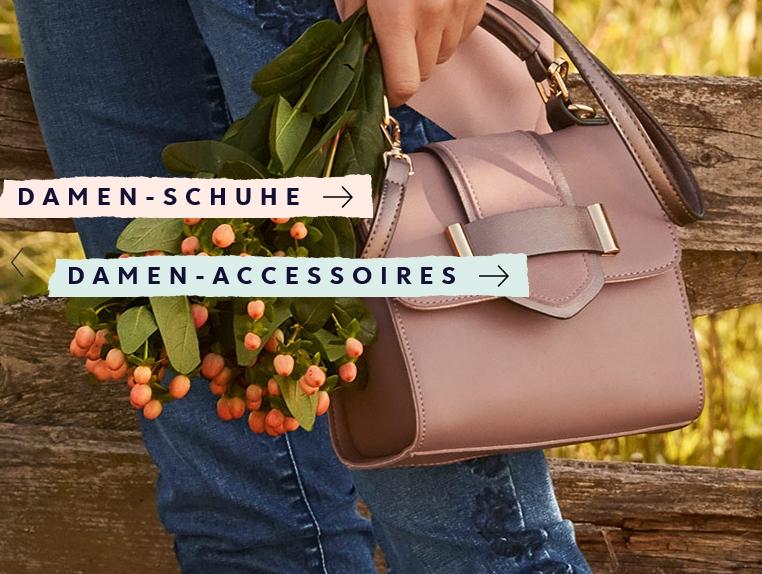 Damenschuhe Accessoires Shop auf heine