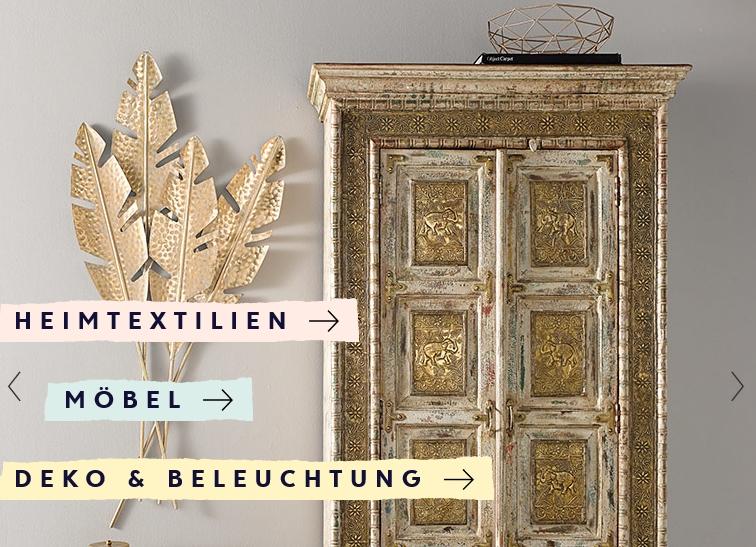 Möbel und tolle Wohnideen bei heine