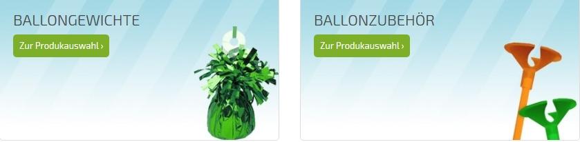 luftballons zubehör