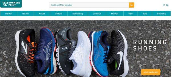 runners point laufschuhe