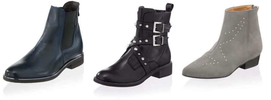 Elegante Ankle Boots für Damen online kaufen