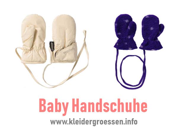 baby handschuhe