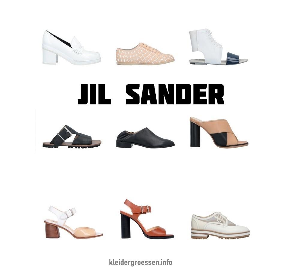Jil Sander Schuhe