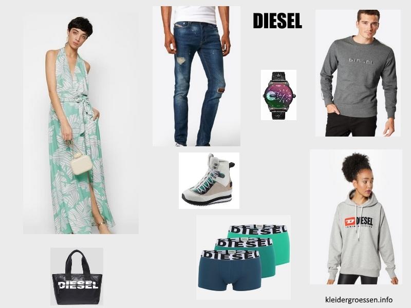 diesel fashion schuhe accessoires