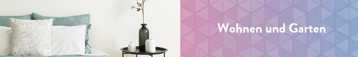 Accessoires für Wohnen Garten im brands4friends Outlet