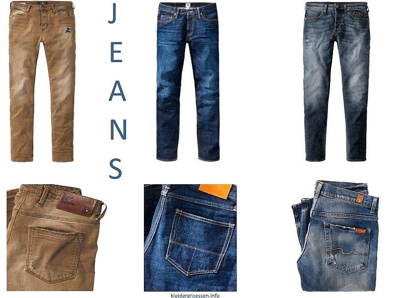herren jeanshosen