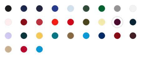 lacoste farben