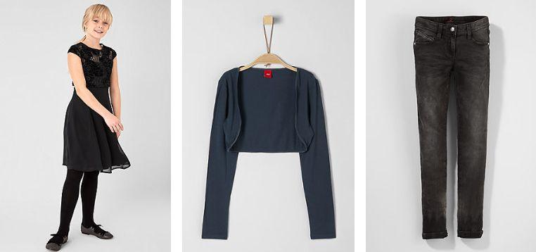 s.oliver mädchen fashion