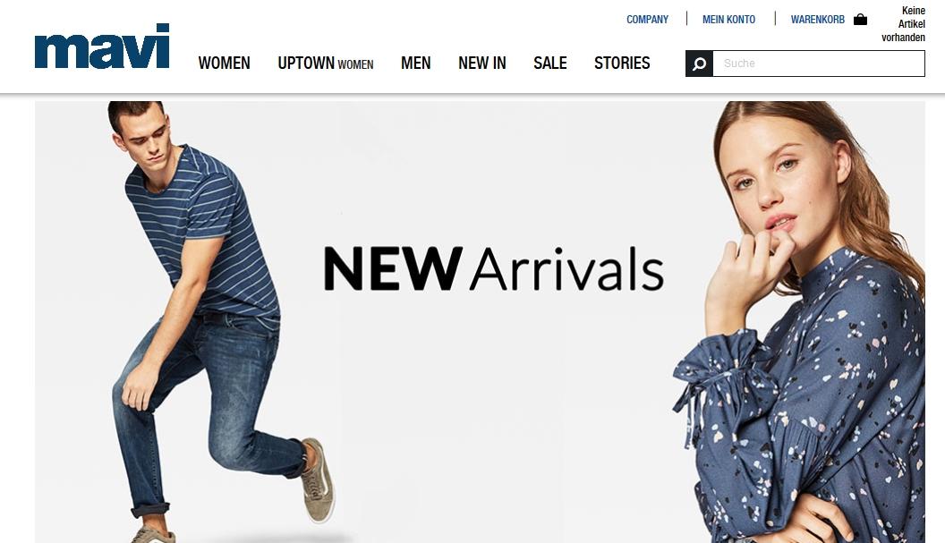 Mavi® Offizieller Online Shop Fashion