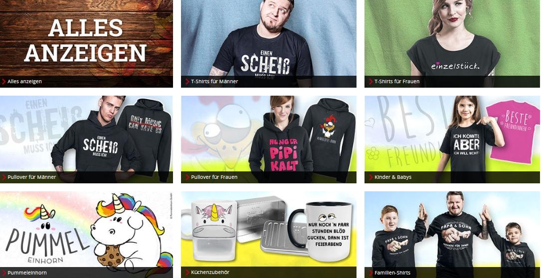 EMP Merchandise Fanartikel Fun