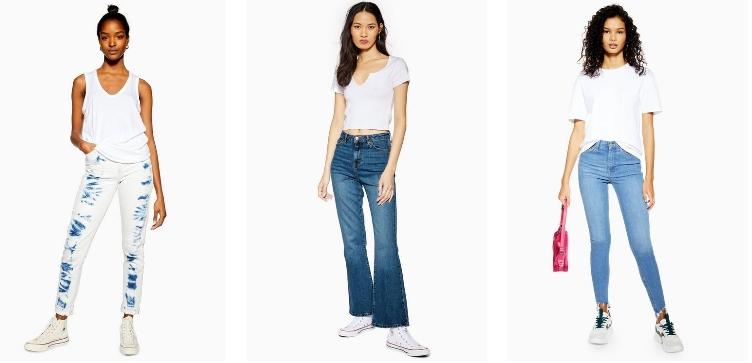 Alle Jeans shoppen - Topshop