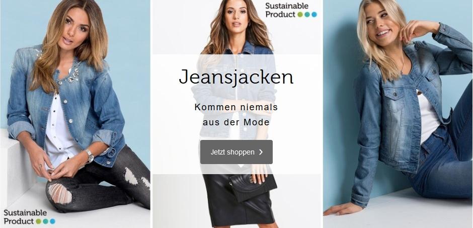 Bonprix Damen Jeansmode