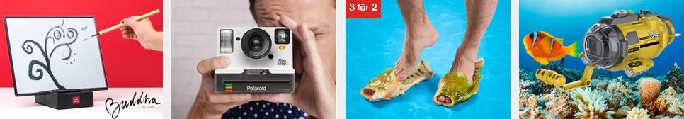 Coolstuff Hobby Freizeit - Gadgets und Spielzeug für Spaß und Spiel