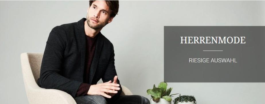 Herrenmode günstig online bestellen bei Jeans Fritz