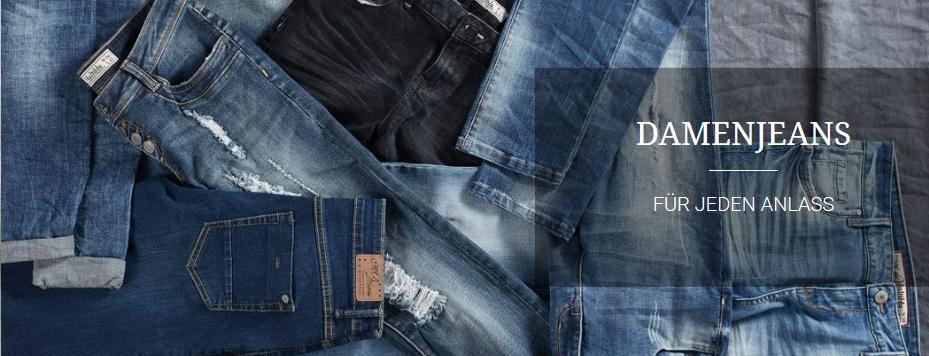 Jeans für Damen Jeanshosen günstig kaufen bei Jeans Fritz