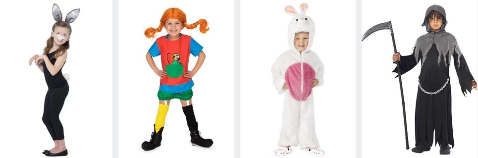 Kinder Kostüme für Halloween und Karneval CoolStuff