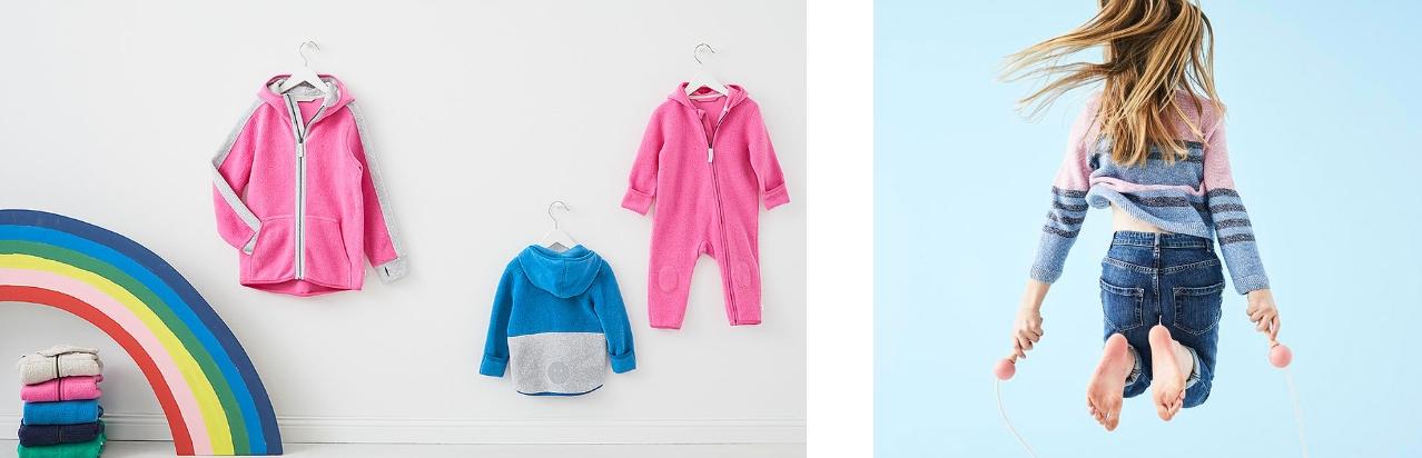 Kinderkleidung aus Bio Baumwolle, Erstausstattung - hessnatur Deutschland