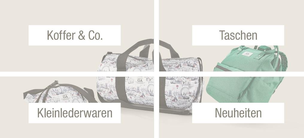 Koffer Taschen online bestellen Galeria Kaufhof