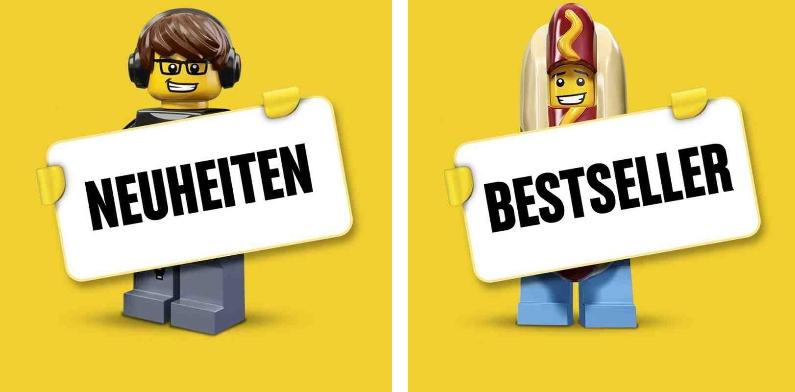 LEGO Neuheiten & Bestseller