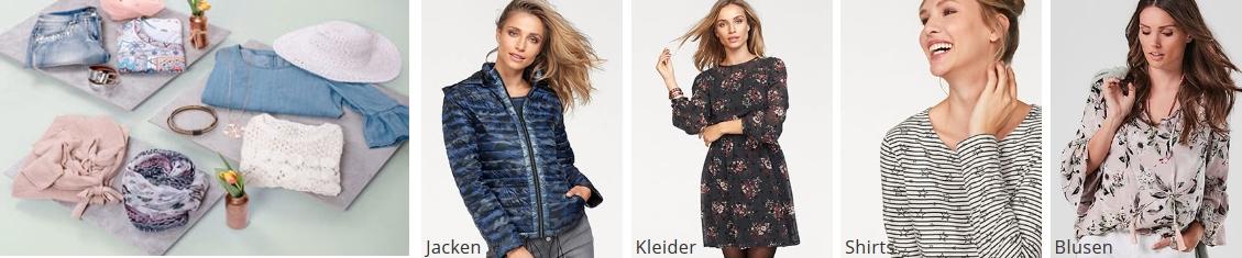 Mode, Fashion Kleidung jetzt online entdecken bei imwalking
