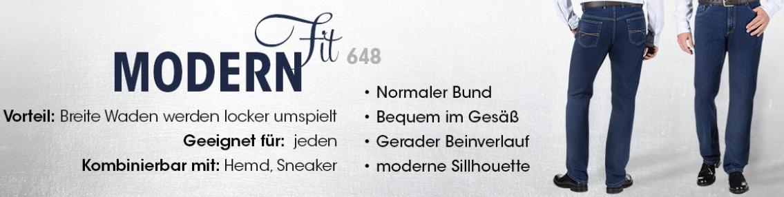 Modern Fit Jeans Jeansberater für Herren ADLER Onlineshop