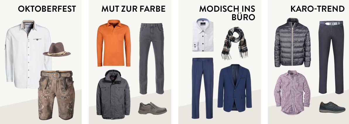 Outfits Büro Herren Adler
