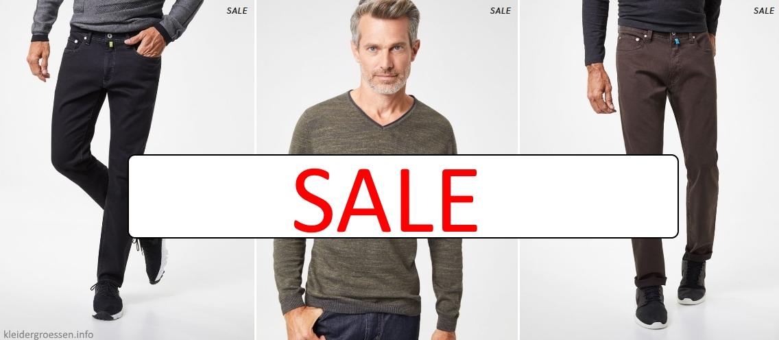 Sale bei PIERRE CARDIN - jetzt exklusiv sparen